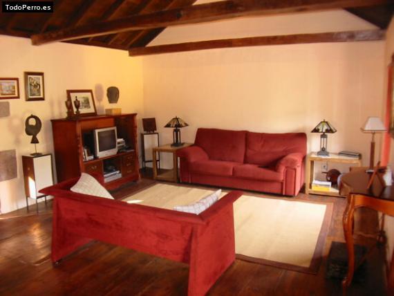 Fotograf as de casa rural la labranza y el pajar - Ver casas decoradas por dentro ...